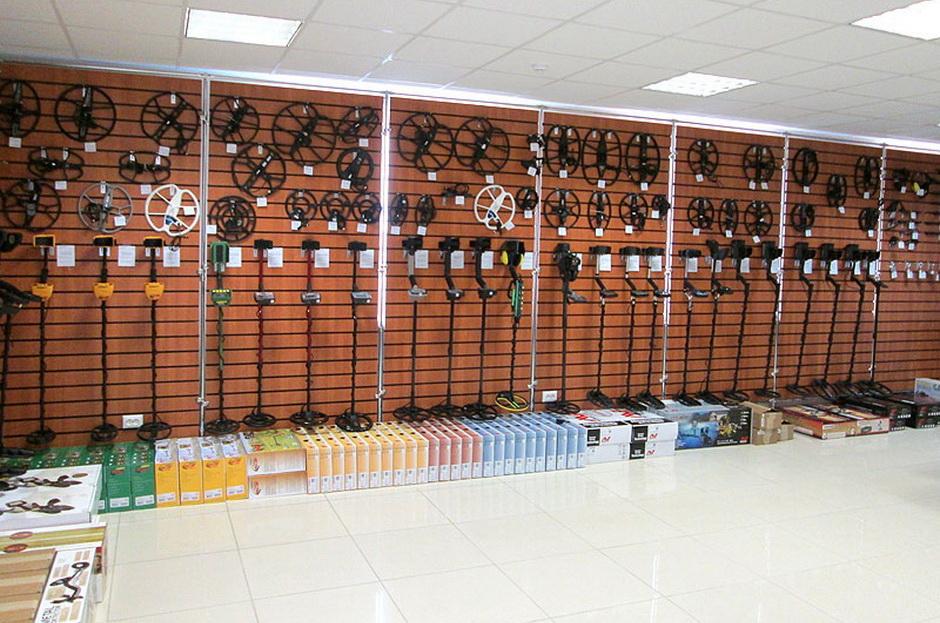 АкциЯ! фирменный магазин металлоискателей и металлодетекторо.